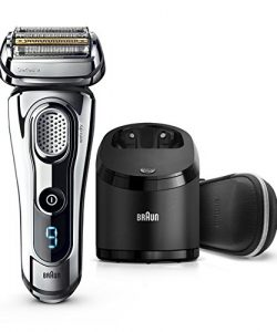 Braun-Series-9-9296cc-Rasoir-lectrique-Technologie-WetDry-et-Systme-CleanCharge-Chrome-Premium-0