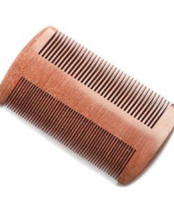 EQLEF-Barbe-peigne-en-bois-Bois-de-santal-rouge-pas-de-peigne--la-main-statique--dents-larges-bois-de-peigne--moustache-0