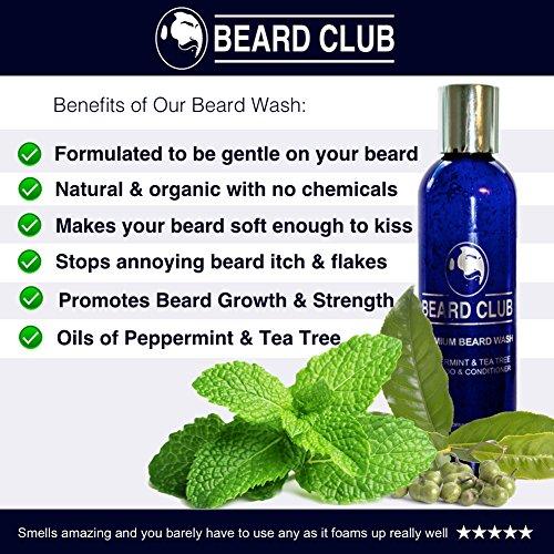 la barbe parfaite shampoing pour la barbe savon pour. Black Bedroom Furniture Sets. Home Design Ideas