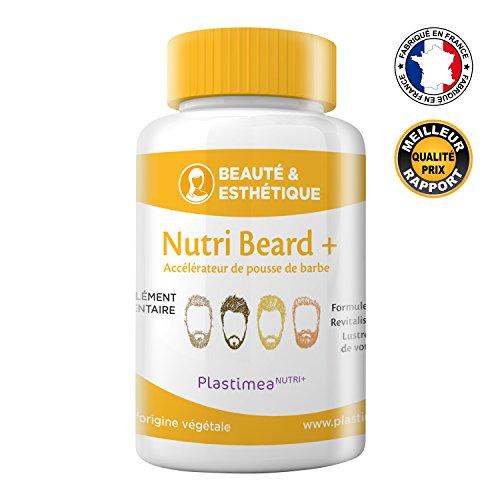 La Barbe Parfaite - Nutri Beard - Accélérateur de pousse