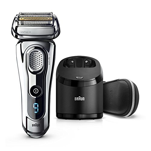 Braun series 9296cc rasoir électrique barbe