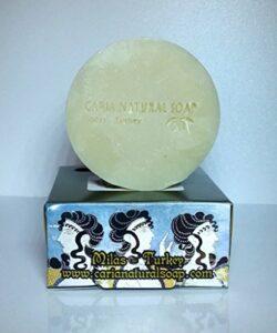 CARIA-Menthol-naturel-de-savon--barbe-100g-0