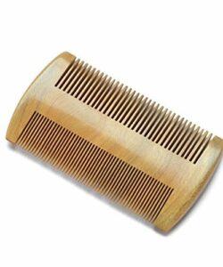 Peigne--barbe-en-bois-naturel-Couleur-bois-naturel-Dents-fines-et-standards-Toilettage-pour-hommes-by-DURSHANI-0