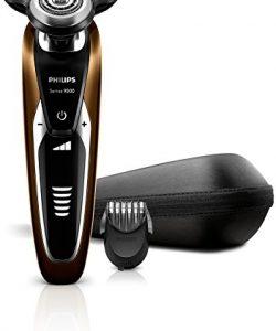 Philips-S951142-Rasoir-lectrique-Series-9000-avec-tondeuse-barbe-et-rglages-de-confort-0
