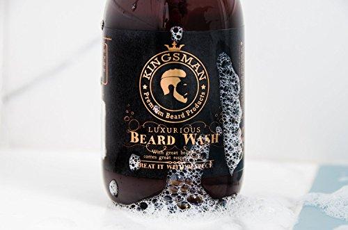 la barbe parfaite savon pour barbe kingsman xl 200ml. Black Bedroom Furniture Sets. Home Design Ideas
