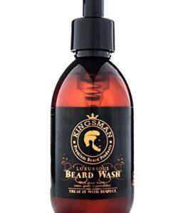 Savon barbe Kingsman shampoing