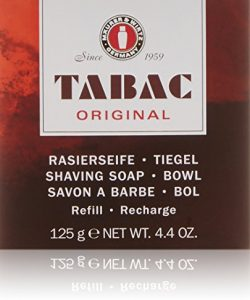 TABAC-ORIGINAL-SAVON-une-recharge-125G-BARBE-0
