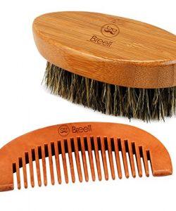 Brosse barbe Breett kit peigne