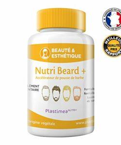 nutri beard accélérateur pousse barbe