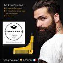 BARBMAN-Double-peigne–barbe-pour-un-rasage-prcis-des-contours-avec-brossette-de-nettoyage-pour-rasoir-cadeau-idal-pour-hipster-barbu-0-0