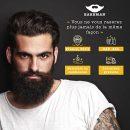 BARBMAN-Double-peigne–barbe-pour-un-rasage-prcis-des-contours-avec-brossette-de-nettoyage-pour-rasoir-cadeau-idal-pour-hipster-barbu-0-3