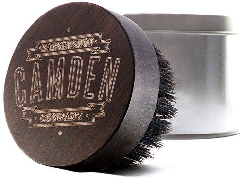 Camden-Barbershop-Company-Brosse–barbe-en-bois-de-noyer-poils-de-sanglier-bote-incluse-polie–la-main-grave-au-laser–pour-le-soin-de-la-barbe-et-lapplication-dhuile-pour-barbe-0