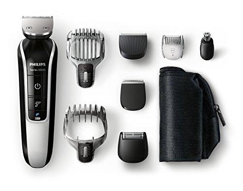 Philips-QG337116-Multigroom-Sries-5000-Tondeuse-Multi-Styles-8-en-1-0