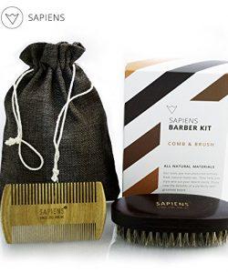 Kit-barbe-brosse-barbe-peigne-barbe-par-Sapiens-Coffret-pour-soin-et-entretien-de-la-barbe-0
