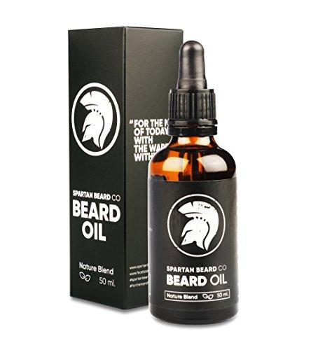 Spartan huile barbe