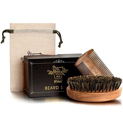 BFWood Brosse barbe sanglier