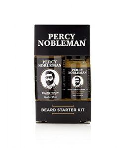 Kit-entretien-de-barbe-par-Percy-Nobleman-Coffret-huile-et-shampoing-nettoyant-pour-barbe-composs--99-dingrdients-drivs-de-la-nature-0