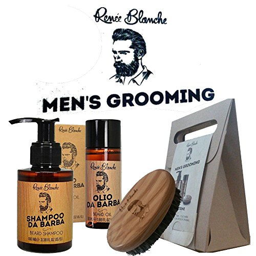 kit-Ligne-de-barbe-Traitements-Toilettage-MENS-GROOMING-Renee-Blanche-0