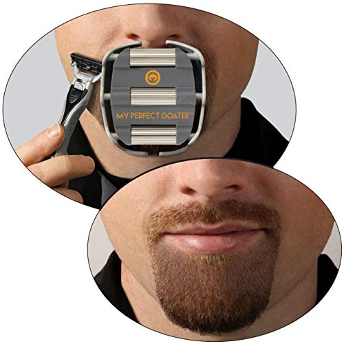 My-Perfect-Goatee-The-1-Original-Goatee-Shaving-Template-for-Men-Fast-Easy-Flawless-Goatee-Shaving-Result-Adjustable-Guide-to-Fit-for-All-Your-Needs-Get-a-Symmetrical-Balanced-Goatee-Beard-with-Ease-N-0
